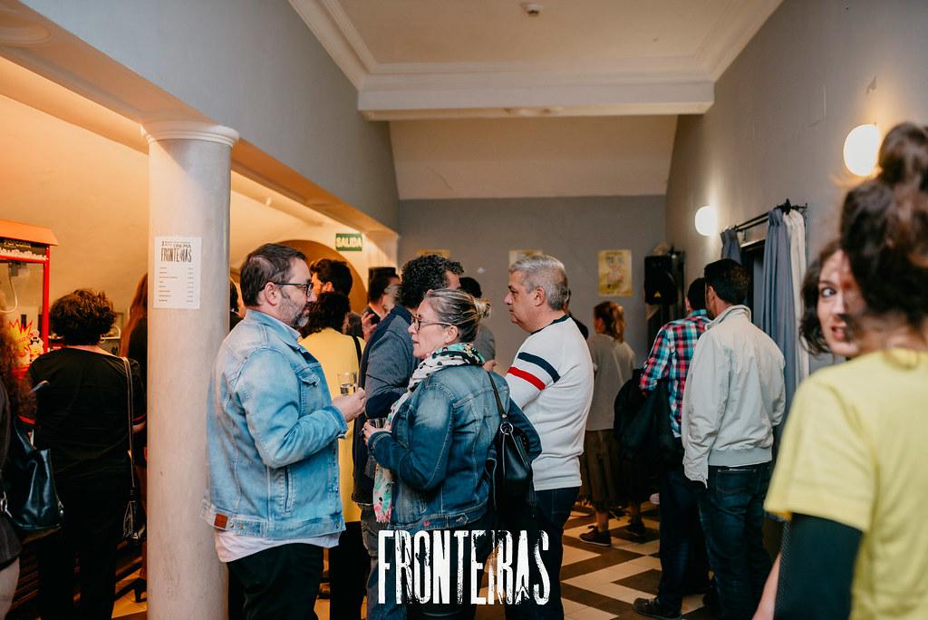 3ª Muestra Internacional de Cine FRONTEiRAS Teatro Cardenio Ayamonte