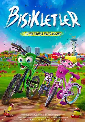 Bisikletler - Bikes