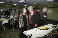Mary Kenton, Judi Engle & Phil Engle