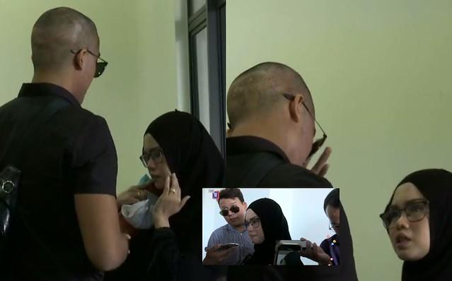 Aliff Aziz &Amp; Bella Astillah Bercerai Talak Satu