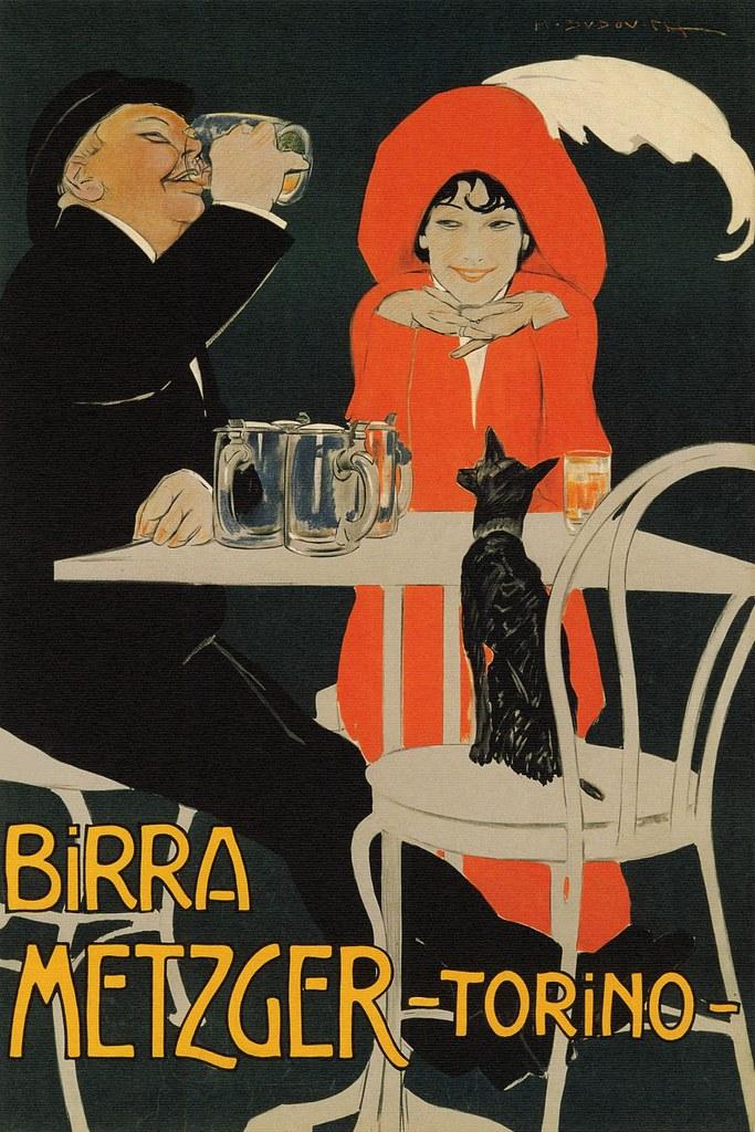 Birra-Metzger-Torino-1920s