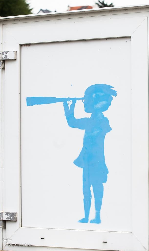 Peintures / Fresques / Tags & art de rue 47811513041_77e7cf7903_o