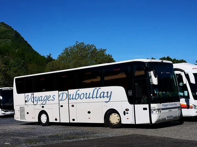 Van Hool T915 Acron Voyages Duboullay