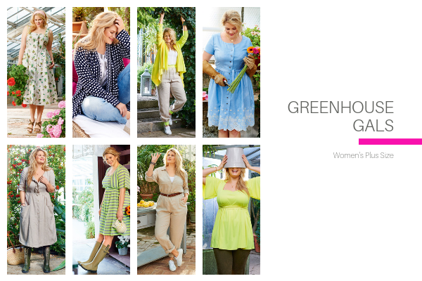 Greenhouse Gals Collection