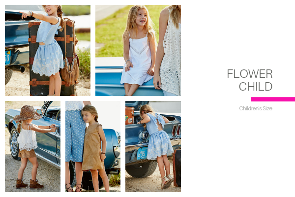 Flower Child Collection