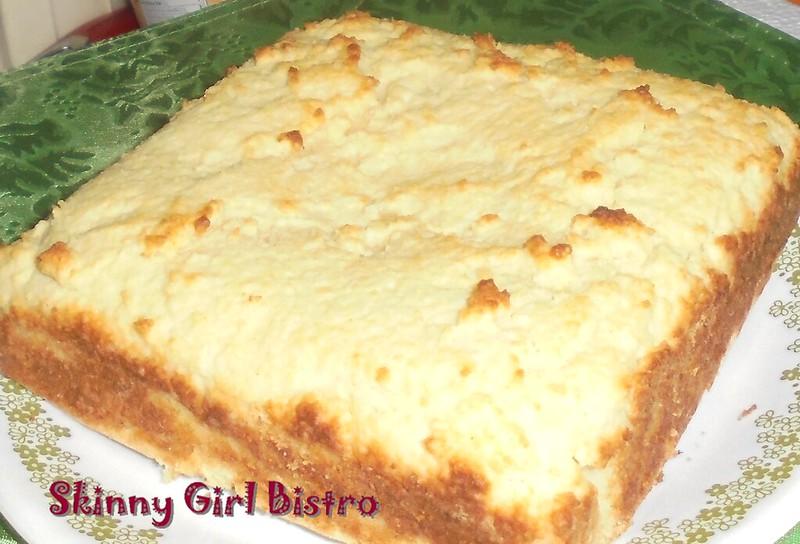 Photo: Almond Cake
