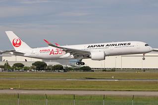 F-WZHF A350 160519 TLS