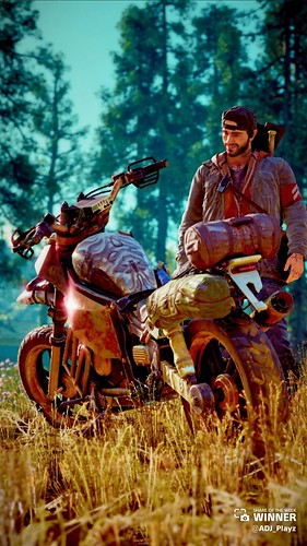 Share of the Week: Days Gone - Deacon's Bike | by PlayStation.Blog