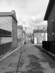 Chester-le-Street - nr Poplar Street