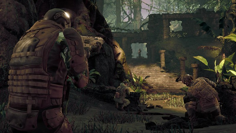 Predator: Hunting Grounds on PS4