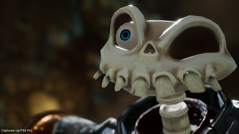MediEvil on PS4