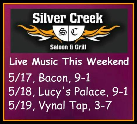 Silver Creek Poster 5-17-19