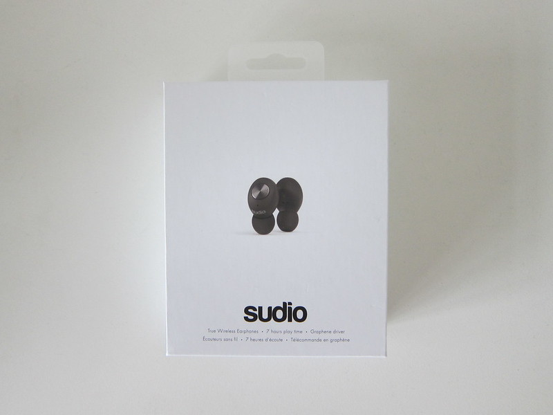 Sudio Tolv - Box Front