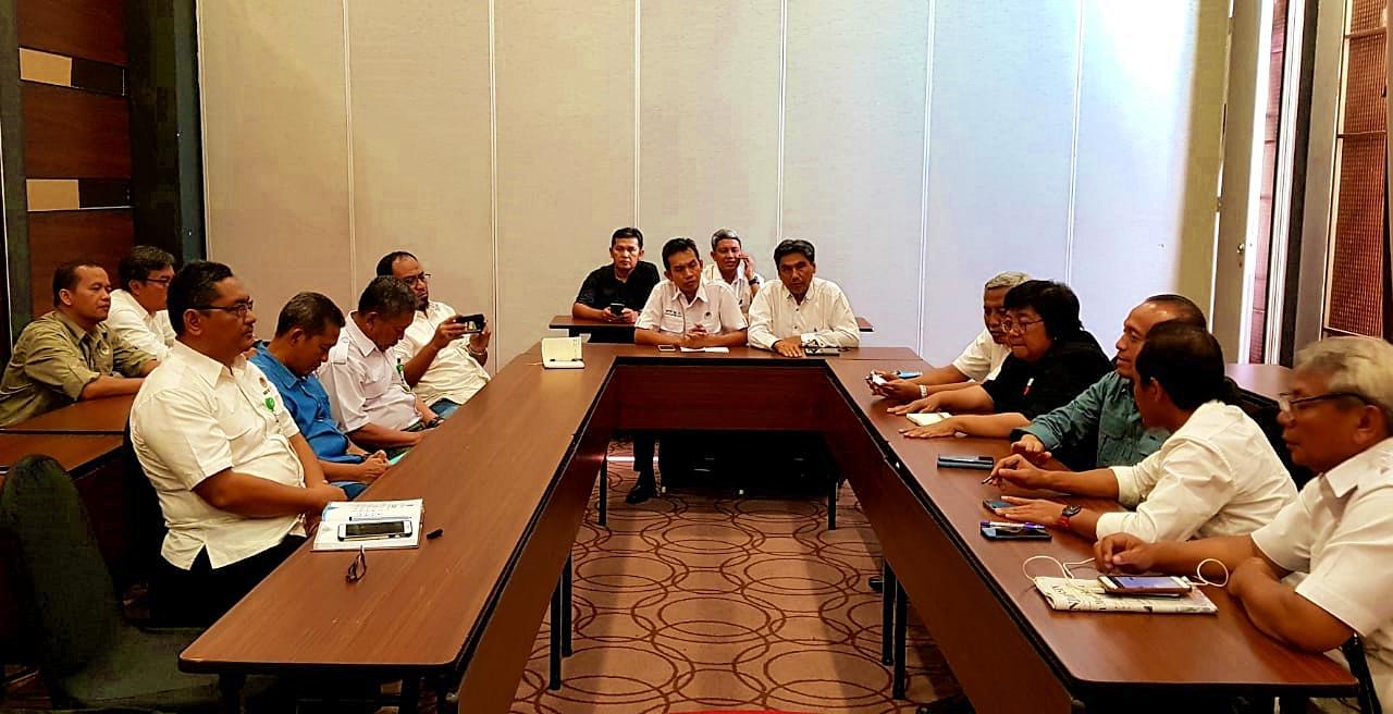 Arahan Menteri KLHK Dr. Siti Nurbaya untuk Rimbawan Kalsel