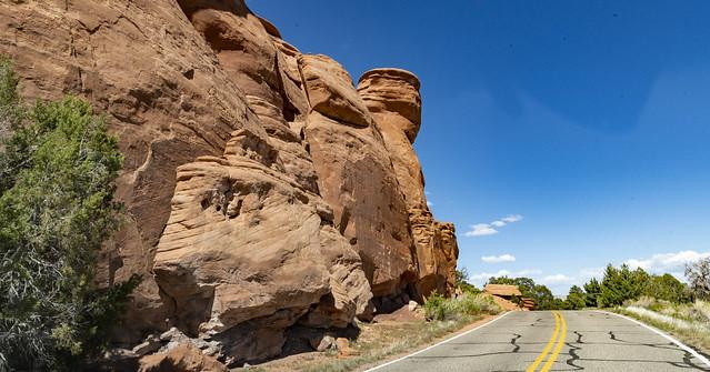Rim Rock Road - Colorado National Monument, Colorado