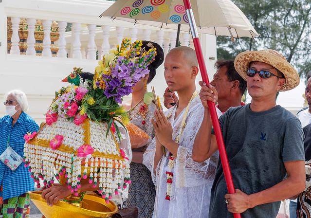 Moine Monk...Thaïlande album
