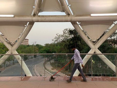 City Walk - Skywalk Passageways, Pragati Maidan
