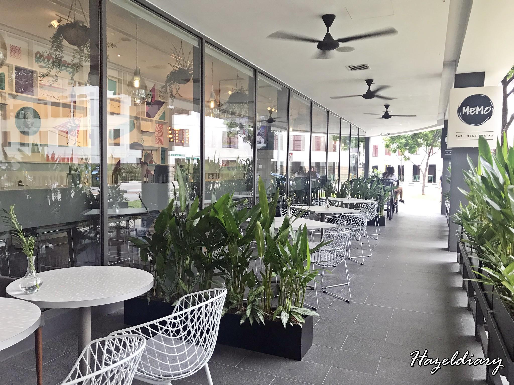 Memo Cafe-Studio M Hotel-5