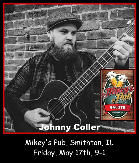 Johnny Coller 5-17-19