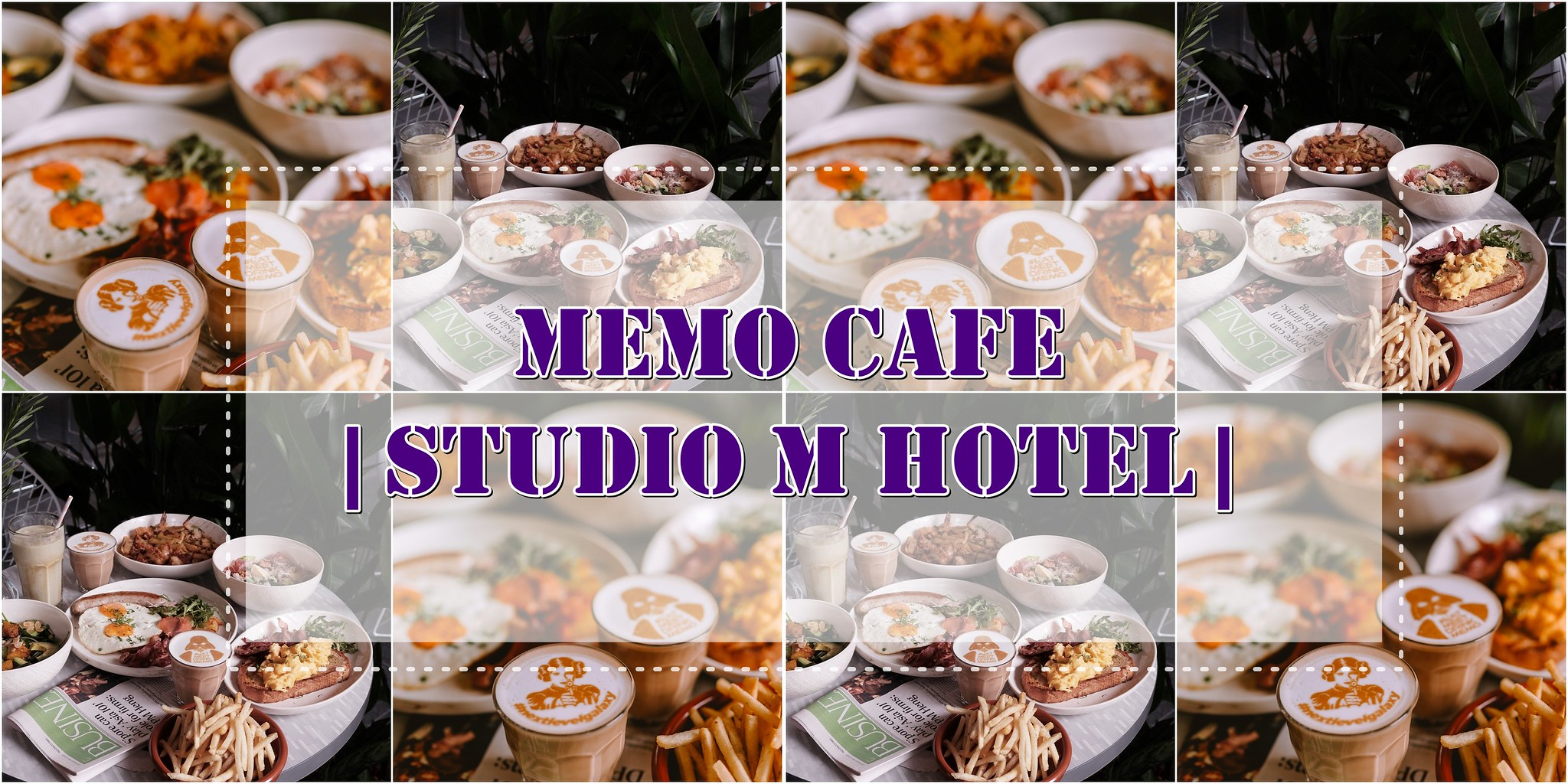 [SG EATS] MEMO Café at Studio M Hotel Singapore- All Day Casual Dining Café Experience