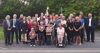 Street parkrun  Street Community Award May 2019 | by judybev23