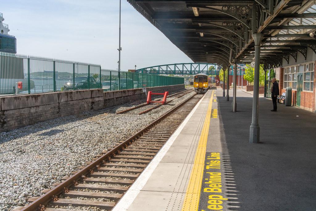 COBH RAILWAY STATION - MAY 2019 002