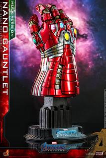 Hot Toys - ACS009 -《復仇者聯盟:終局之戰》1/4 比例 奈米手套 (浩克版) Nano Gauntlet (Hulk Version)