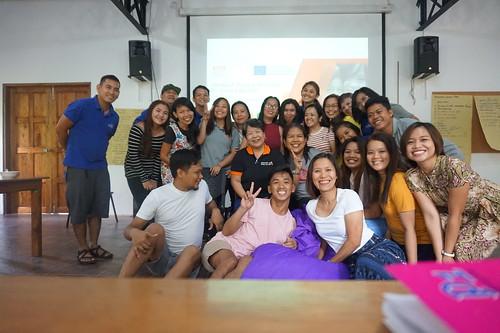 Feedback Training Workshop for street educators Day 2