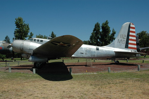 Douglas B-23 Dragon at the Castle Air Museum