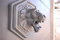 Siklós Castle Lions 2