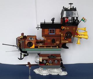 Flying Ship | by glaz_pimpur