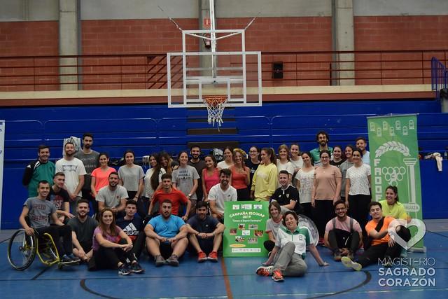 Campaña Escolar: Conoce el Deporte Paralímpico 09-05-2019