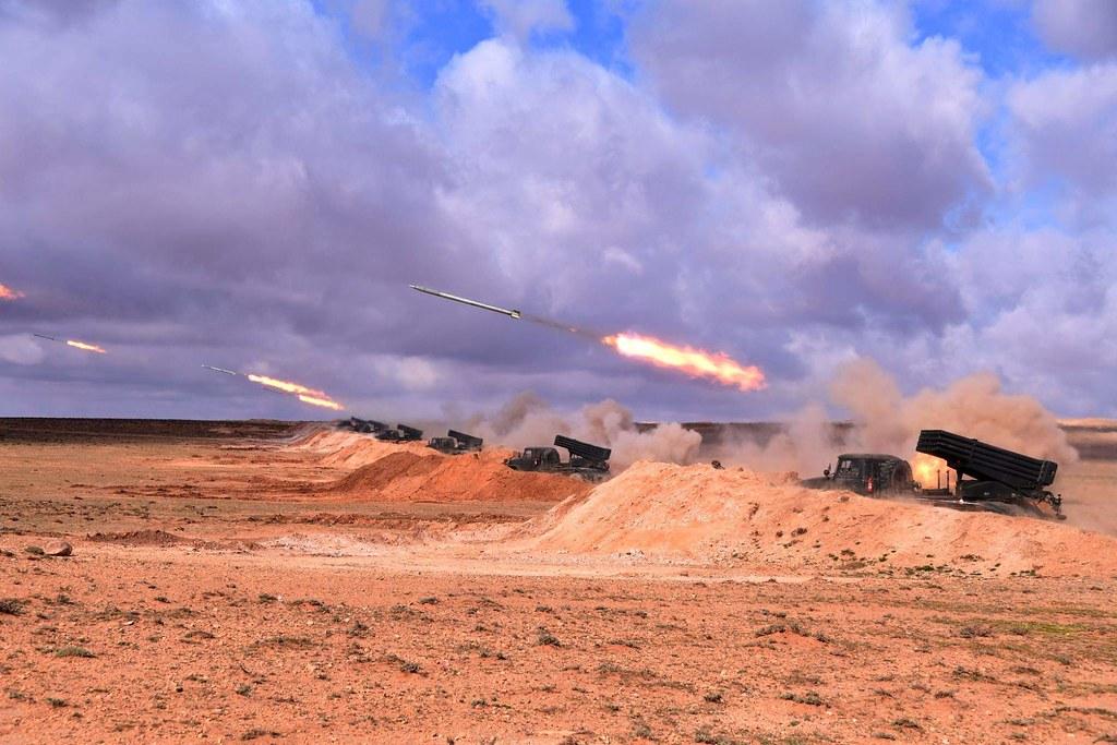 القوات البرية الجزائرية  - صفحة 50 47816884392_4133777fde_b