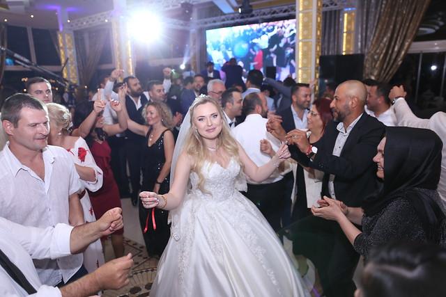 Ali ve Veronika evlendi