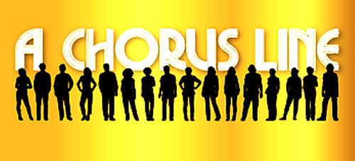 A Chorus Line presented by the Celebration Theatre Company