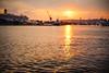 夕陽時刻(Sunset moment) | 高雄光榮碼頭