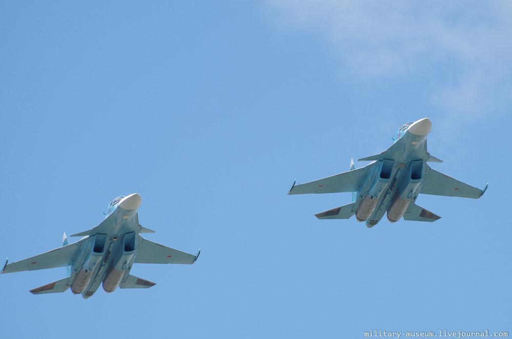 Подготовка к авиапараду 9 мая в Москве-51