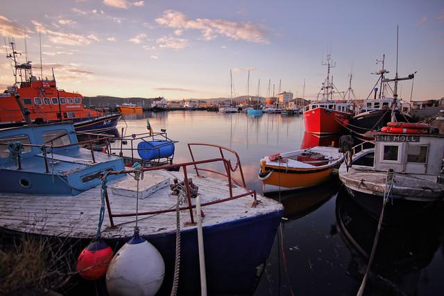 Arklow Harbour