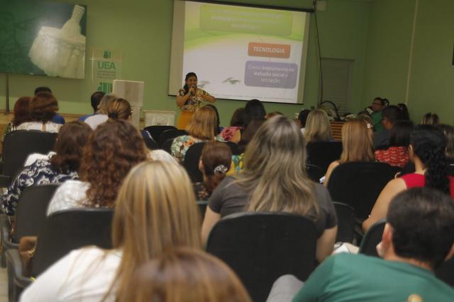 Manaus 10.05.19.Programa de inovação Educacional- Semed. Foto; Marinho Ramos. Semcom.