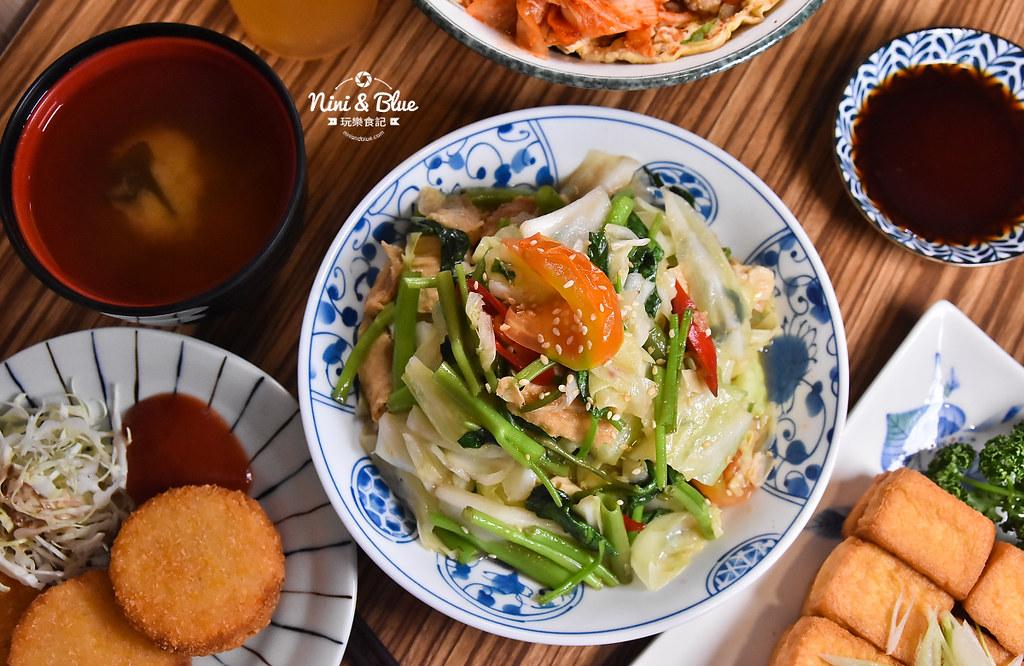 台中一中素食 滷菩提 中友素食 中國醫美食17
