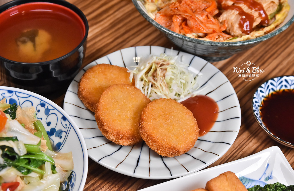 台中一中素食 滷菩提 中友素食 中國醫美食15