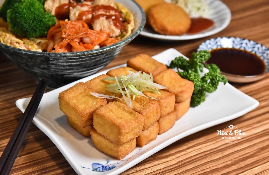 台中一中素食 滷菩提 中友素食 中國醫美食11