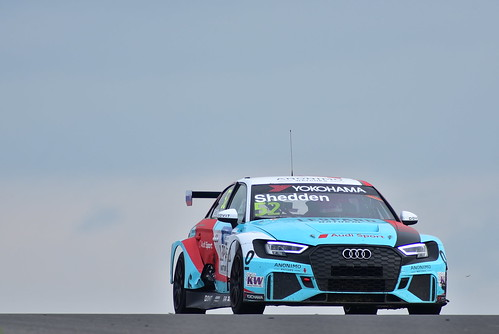 Gordon Shedden, Audi RS3 LMS, FIA WTCR World Touring Car Cup, Slovakia Ring 2019