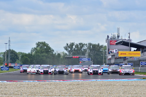 FIA WTCR World Touring Car Cup, Slovakia Ring 2019