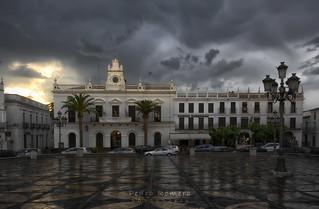 Llerena Ayuntamiento | by malvasia (Pedro Romero)
