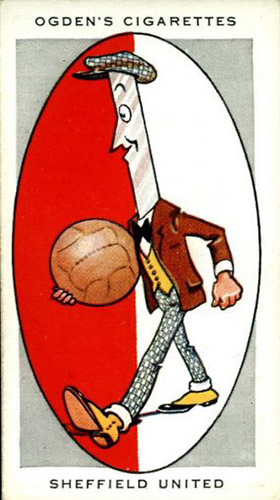 Picture of Ogden's Cigarette card