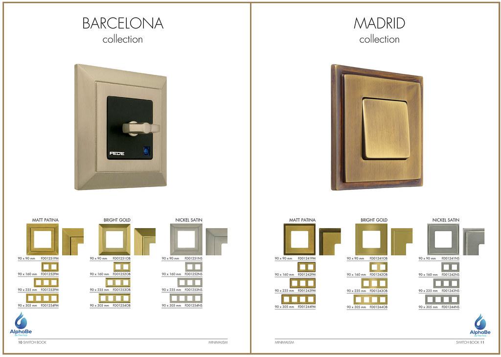 FEDE - Thiết Bị Điện Siêu Cấp Đến Từ Barcelona - Tây Ban Nha - 1
