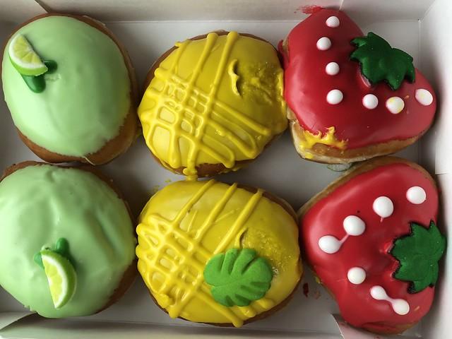 Krispy Kreme summer donuts