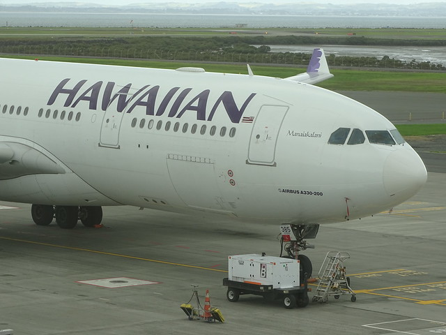 Hawaiian Airlines Airbus A330-200 N385HA