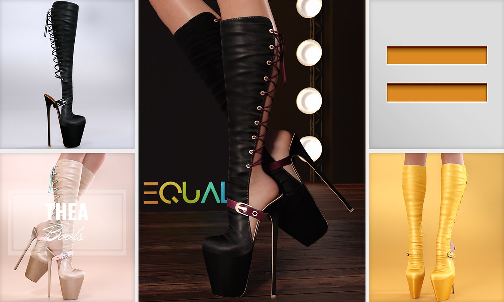 EQUAL – Thea Boots